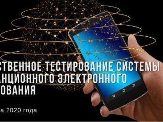 Курская область станет участником тестирования дистанционного электронного голосования