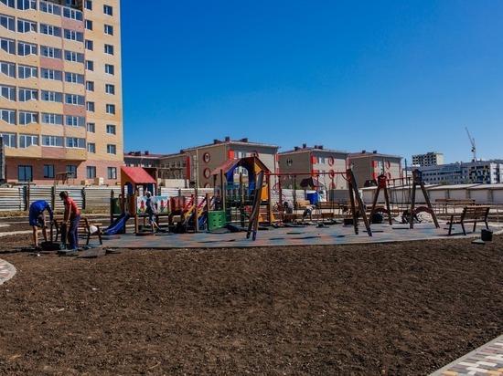 Новый сквер на Доваторцев в Ставрополе озеленят осенью