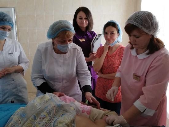 Роддом № 2 в Рязани провел видеоэкскурсию по приемному отделению