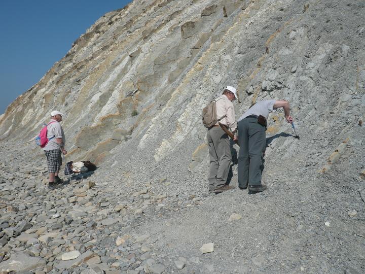 В Туапсе нашли следы падения метеорита, убившего динозавров