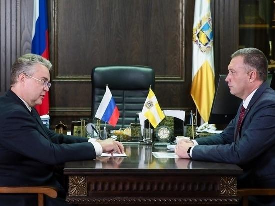 Ставропольский губернатор обозначил задачи перед главой Буденновского района