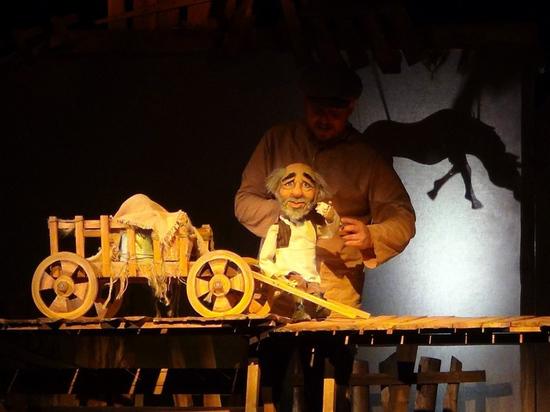 Липецкий театр кукол покажут спектакль- эксперимент