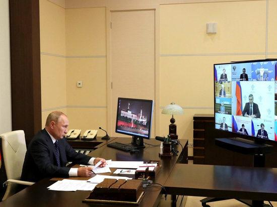 Глава государства  узнал об успехах Брянской области в строительстве социально значимых объектов