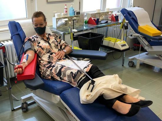 Германия: Университетская клиника Гиссена и Марбурга ищет доноров крови