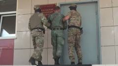 Задержание украинского шпиона из РВСН попало на видео