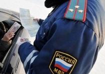 Сотрудника ГИБДД Боградского района подозревают в получении взятки