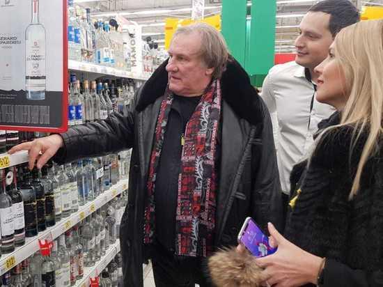 Бизнес Жерара Депардье прогорел в Новосибирске