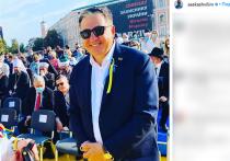 Михаил Саакашвили сообщил на своей странице в соцсети, что возвращается обратно в Грузию