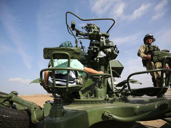 «Армия – 2020»: волгоградцев покорила техника и показательные выступления