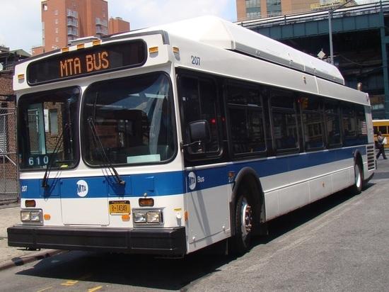 Бесплатные поездки на нью-йоркских автобусах заканчиваются 31 августа