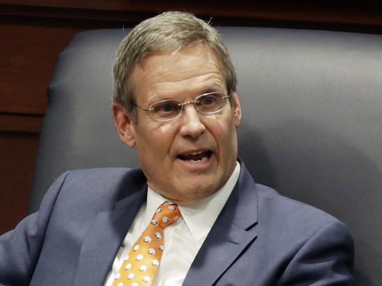 Губернатор Теннесси вводит уголовную ответственность за незаконную оккупацию гособъектов