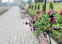 На Тамбовщине  завершается благоустройство дворов и общественных пространств