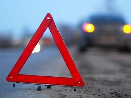 Водитель тяжело пострадал в ДТП на Горском шоссе