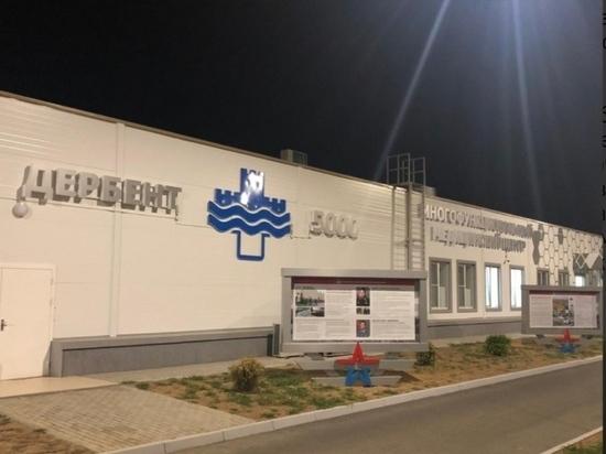 В Дагестане больных коронавирусом начал принимать новый медцентр