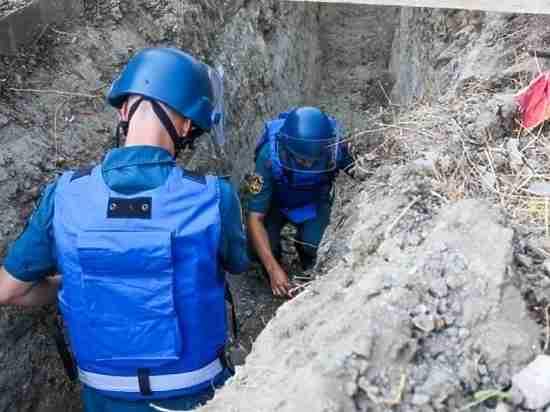 В Волгограде нашли бомбу времен войны
