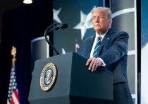 В США завершился предвыборный съезд Республиканской партии, на котором Дональд Трамп официально согласился выдвинуться кандидатом на второй срок на президентских выборах