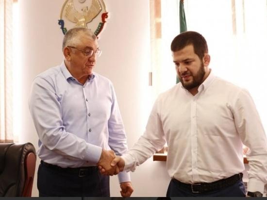 У дагестанской Федерации боевого самбо новый руководитель