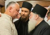 Игорь Додон: Будем молиться за наш народ, за Молдову, чтобы она жила в мире и единстве