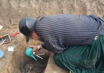 В Рязанской области археологи нашли захоронения мальчика и девочки