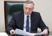 Сеть заполнилась полнится слухами о возможной отставке губернатора Петербурга Александра Беглова
