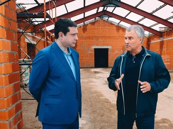 В Смоленской области откроется уникальный Центр по инициативе Председателя Госдумы Володина