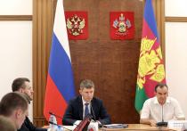На восстановление экономики Кубани выделят около 20 млрд рублей