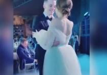 Сын певицы Валерии 21-летний Арсений Шульгин накануне сочетался браком со своей возлюбленной Лианой