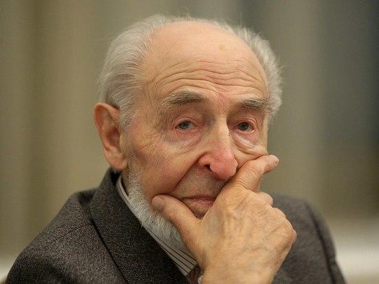 Шварцман раскрыл секрет своего долголетия: «Важно быть в семье, избегать вредных привычек»