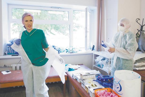 Раскрыты истории умирающих от коронавируса в Москве