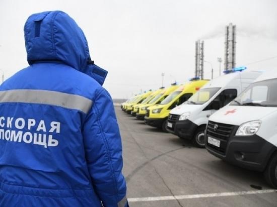 Водитель и пассажир «Волги» погибли в ДТП с иномаркой в Волгограде