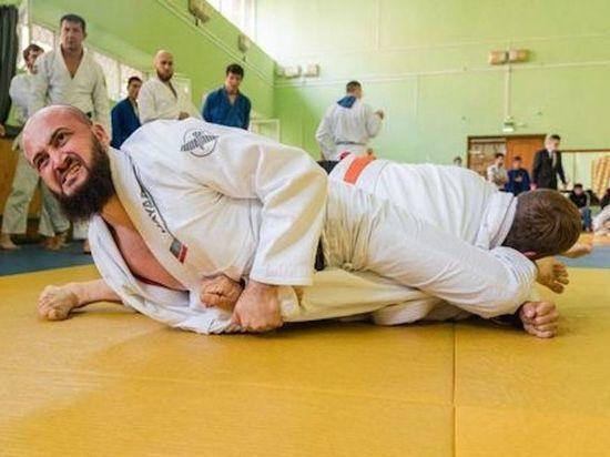 Муфтий Татарстана стал призером турнира по джиу-джитсу Kazan-Open