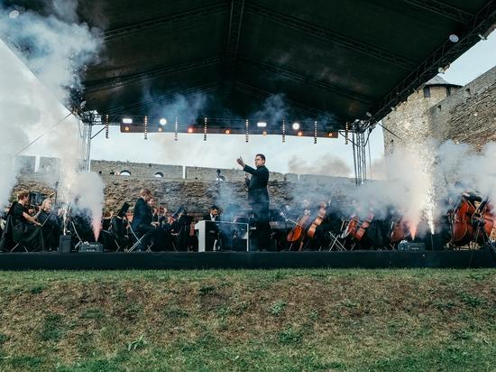 Оркестр «Таврический» провел фестиваль в Ивангороде Ленобласти