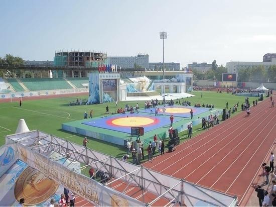 Дагестан в числе самых спортивных регионов России