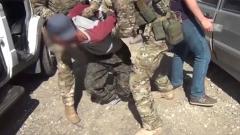 Видео операции ФСБ по задержанию исламистов опубликована в Сети