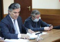 Михаил Ефремов на заседании в Пресненском суде дал показания по своему уголовному делу
