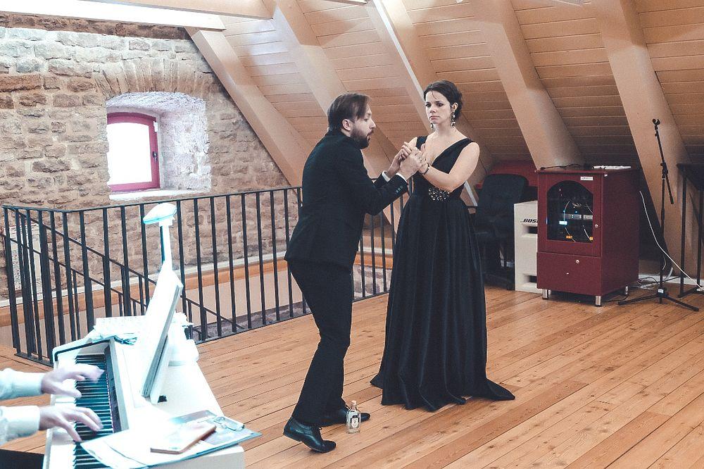 В Ивангороде Ленобласти прошел оперно-хоровой фестиваль