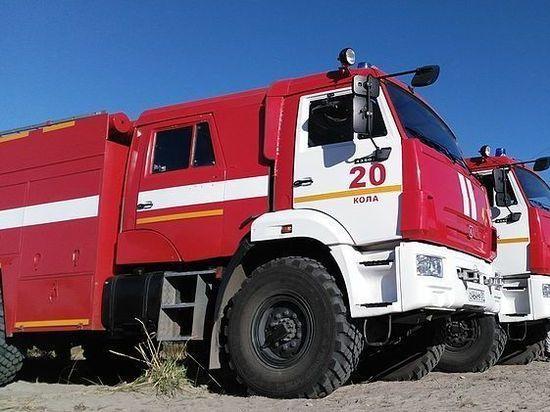Пожарная машина попала в ДТП на Витебском проспекте