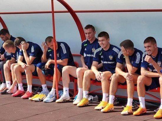 Главный тренер собрал в сборной игроков, которых выбрал по собственным критериям