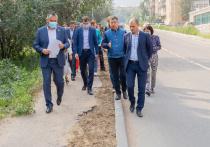 Реализация национального проекта «Безопасные и качественные дороги» идет в Улан- Удэ несколько лет подряд
