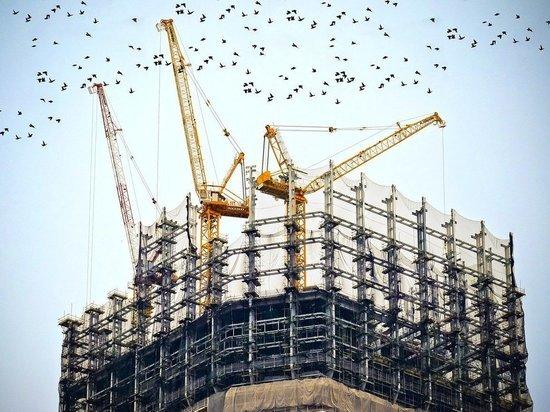 Петербург вышел в лидеры по объему строящегося жилья