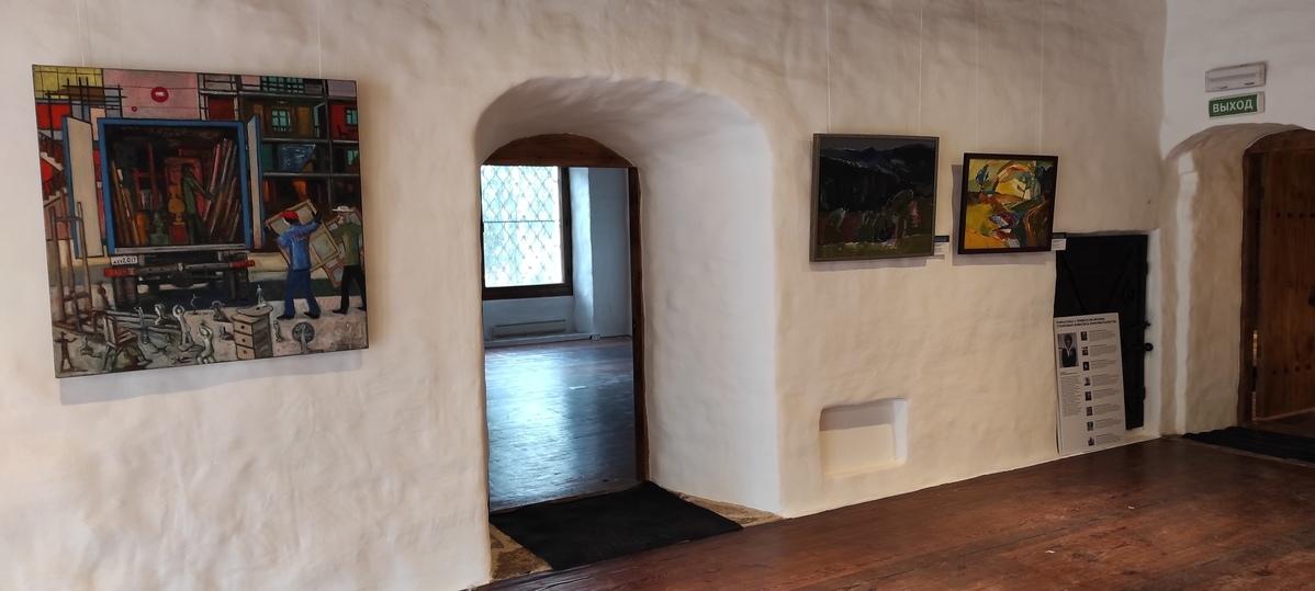 Бесплатная выставка откроется в Пскове во дворе Постникова, фото-2