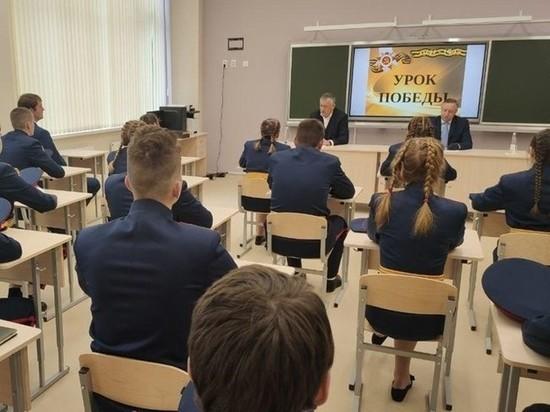 1 сентября губернаторы Беглов и Дрозденко пошли в одну и ту же школу