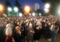 Парламент Южной Осетии может прекратить работу, если власти не накажут всех виновных в гибели Инала Джабиева, невзирая на их должности и родственные связи