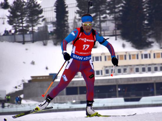 Российские биатлонисты начали подготовку к сезону
