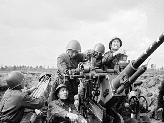 Как бойцы войск ПВО берегли от немецких самолетов воздушное пространство над Крымом во время Ялтинской конференции 1945 года