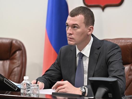 Дегтярёв добился поддержки федерального Минспорта