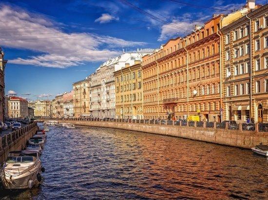 Среда будет в Петербурге теплой и без осадков