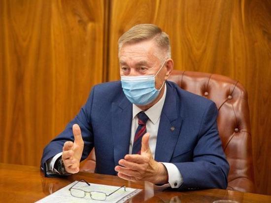 С поста министра спорта Хакасии уходит Владимир Кретов