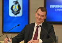 Хабаровский активист написал заявление на Дегтярева в прокуратуру