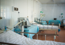В Астраханской области сократили число коек в ковидных госпиталях